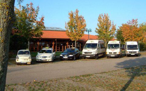 Unsere Fahrzeuge – 2007